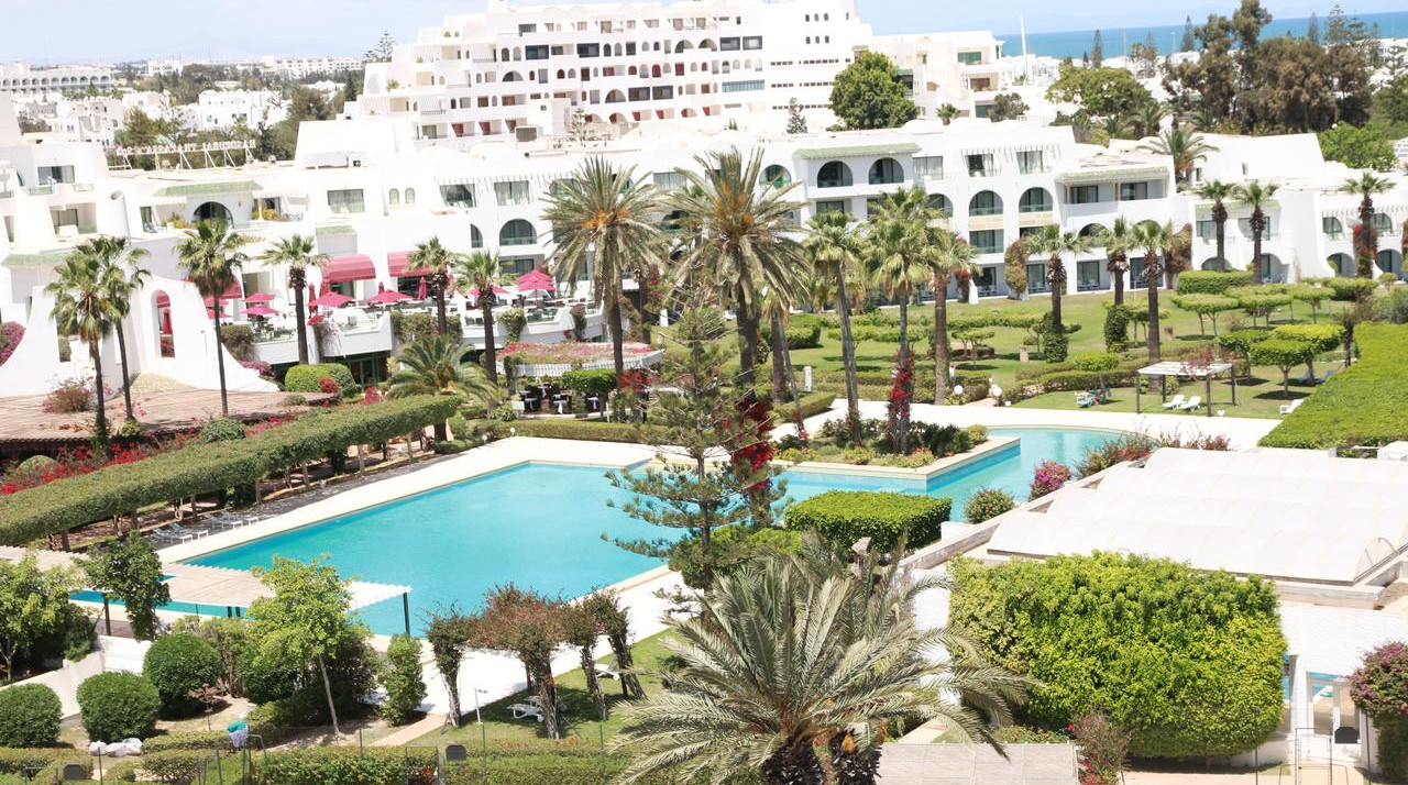Hotel hasdrubal thalassa port el kantaoui 7 courtesy travel - Hasdrubal port el kantaoui ...